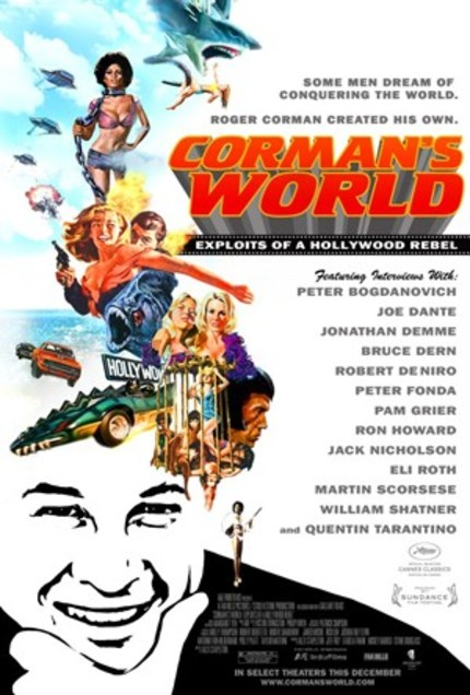 Hey NYC! Wanna Win Tix To See CORMAN'S WORLD?