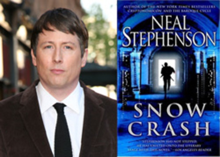 ATTACK THE BLOCK's Joe Cornish To Adapt Stephenson's SNOW CRASH
