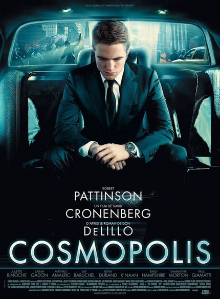 Full Trailer for David Cronenberg's COSMOPOLIS!