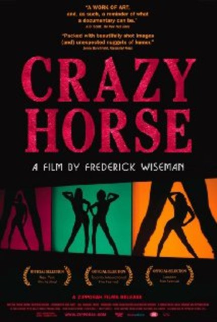 CRAZY HORSE Review