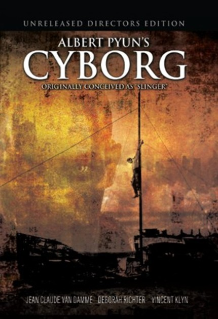 A Few Words With Albert Pyun on the Recent Cyborg Re-release