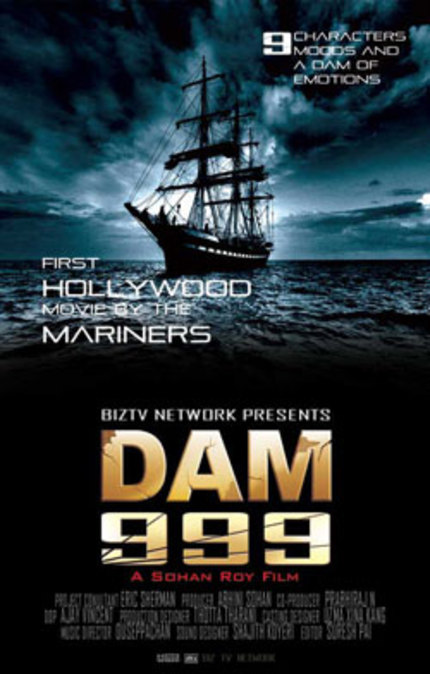 DAM999 Promises A 3D Disaster Spectacle
