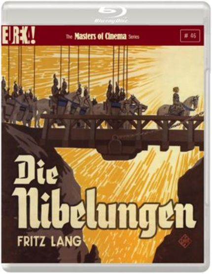 Watch Siegfried Fight A Dragon In Clip From Masters Of Cinema's DIE NIBELUNGEN
