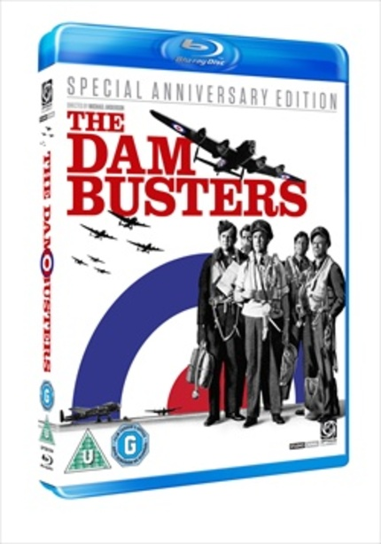 THE DAM BUSTERS: SPECIAL EDITION Blu-ray Review