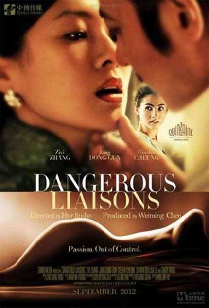Well Go USA Picks Up Hur Jin-ho's DANGEROUS LIAISONS For U.S. Distribution