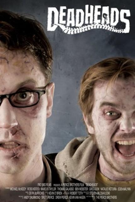 DEADHEADS: A Buddy Comedy For The Undead.