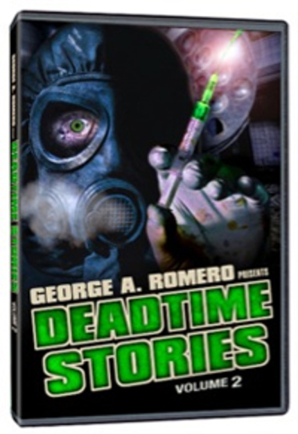 George A. Romero Presents DEADTIME STORIES 2 - Exclusive Clip!