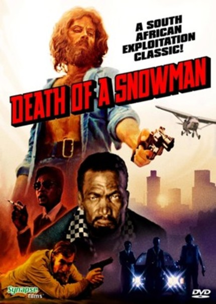 Trailer For 1978 South African Grindhouse Picture DEATH OF A SNOWMAN, Now On DVD!