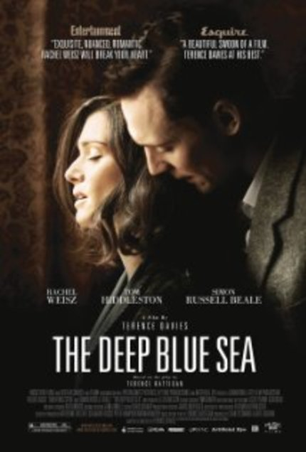 Review:  THE DEEP BLUE SEA Submerges With Rich Darkness