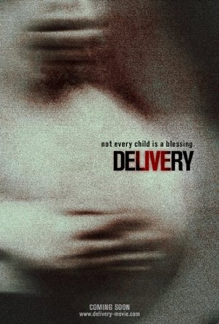 First Official Image From Brian Netto and Adam Schindler's Pregnancy Horror DELIVERY