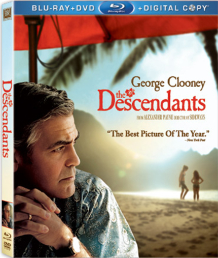 Blu-ray Review: Privilege, Grief, Anger, and THE DESCENDANTS