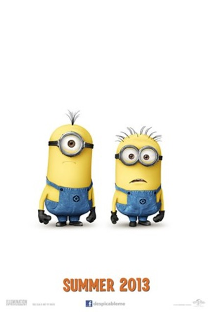 More Minions! First Teaser For DESPICABLE ME 2!
