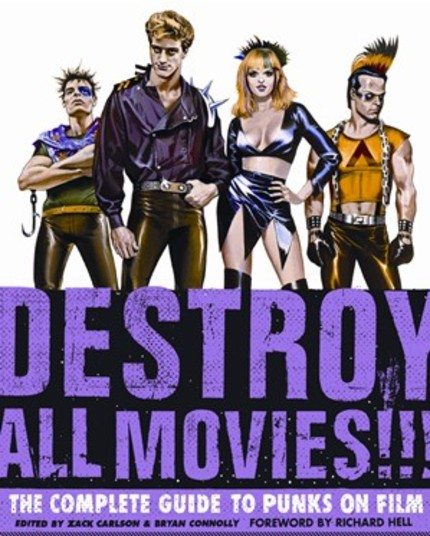 ScreenAnarchy Likes To Read! DESTROY ALL MOVIES Book Review