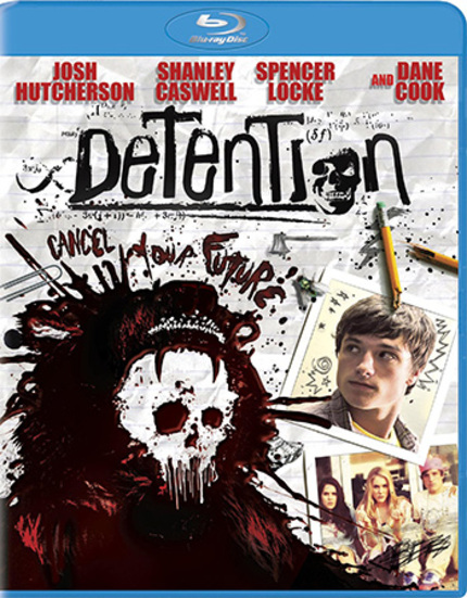 Blu-Ray Review: The Wicked Charms of DETENTION Come Home