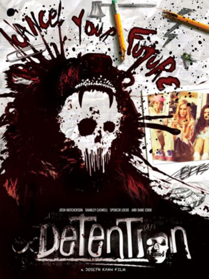 Sitges 2011: DETENTION Review