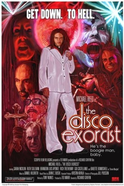 THE DISCO EXORCIST Review