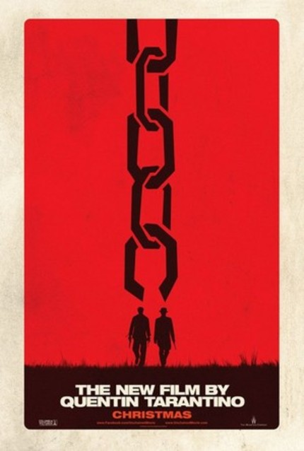 New DJANGO UNCHAINED Trailer Goes to the Snow