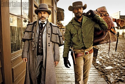 First Stills From Tarantino's DJANGO UNCHAINED