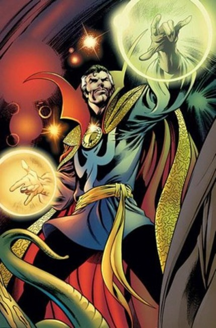 BREAKING: Marvel Moving Ahead With DOCTOR STRANGE