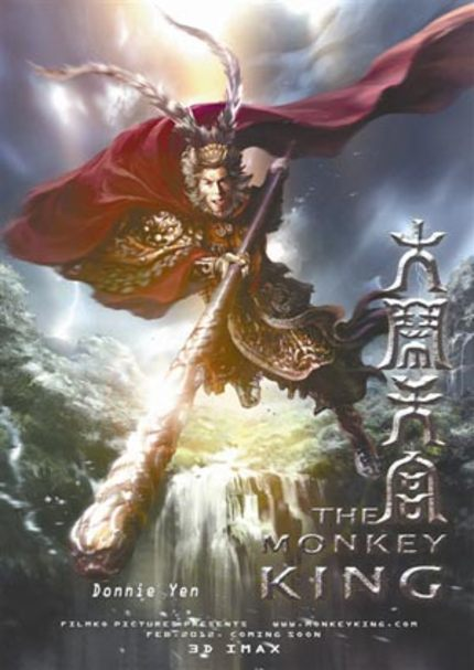 Donnie Yen is THE MONKEY KING