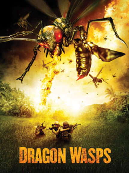 These Wasps Are On Fire! Fear The Coming Of The DRAGON WASPS!