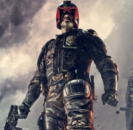 Listen to Paul Leonard-Morgan's Fantastic DREDD Score For Free!