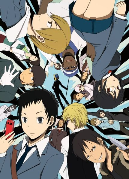 DURARARA!! Is Short For Daringly Unique, Refreshingly Amusing, Really Awesome, Rather Addictive!!