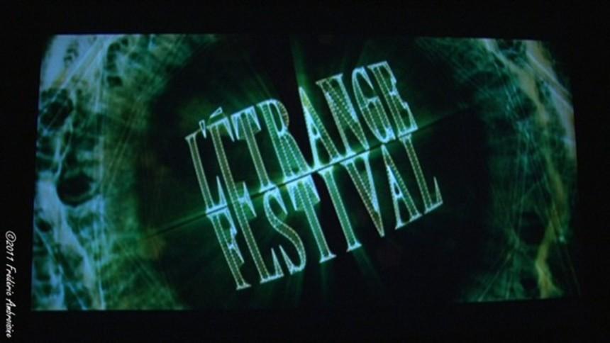 The L'Etrange Festival Is On!