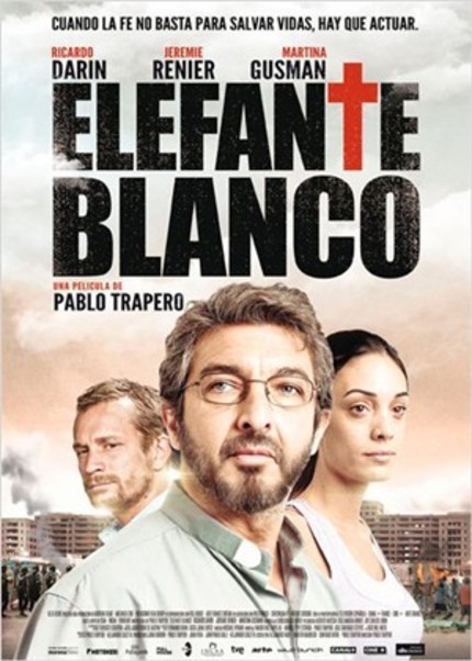 Ricardo Darin Reunites With CARANCHO Director For ELEFANTE BLANCO