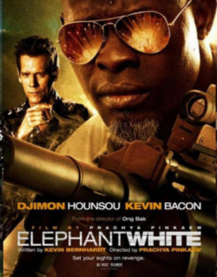 The Adventures of Kevin Bacon in Thailand. ELEPHANT WHITE Trailer.