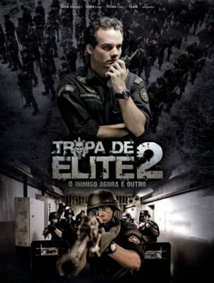 EIFF 2011 - ELITE SQUAD 2: THE ENEMY WITHIN Review