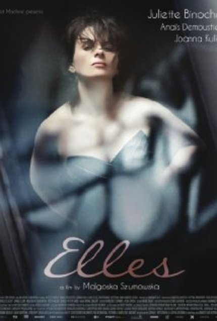 Review: ELLES - Fifty Shades of Binoche?
