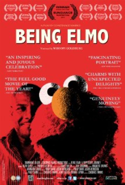 BEING ELMO:  A PUPPETEER'S JOURNEY Review