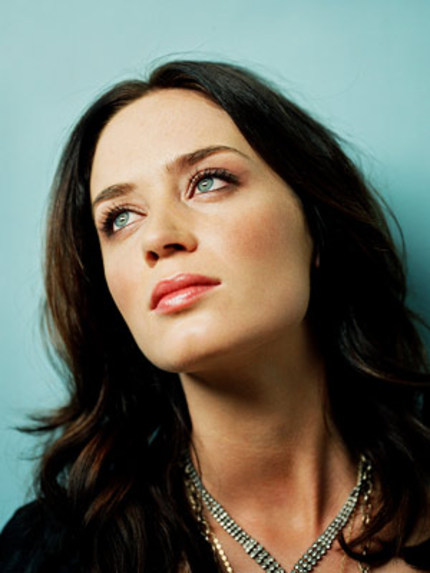 Emily Blunt Talks LOOPER, Acting & Her Desire For 'An Obnoxious Number Of Guns'