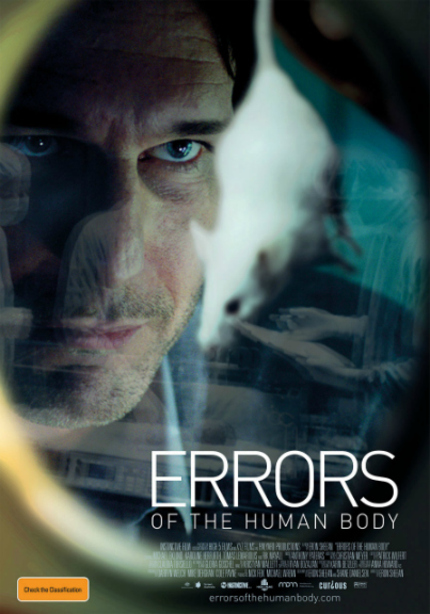 Sinister Reflections In ERRORS OF THE HUMAN BODY Poster!
