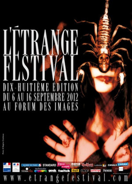 L'ETRANGE FESTIVAL 2012: ScreenAnarchy Preview, Plus Updated Guest List!