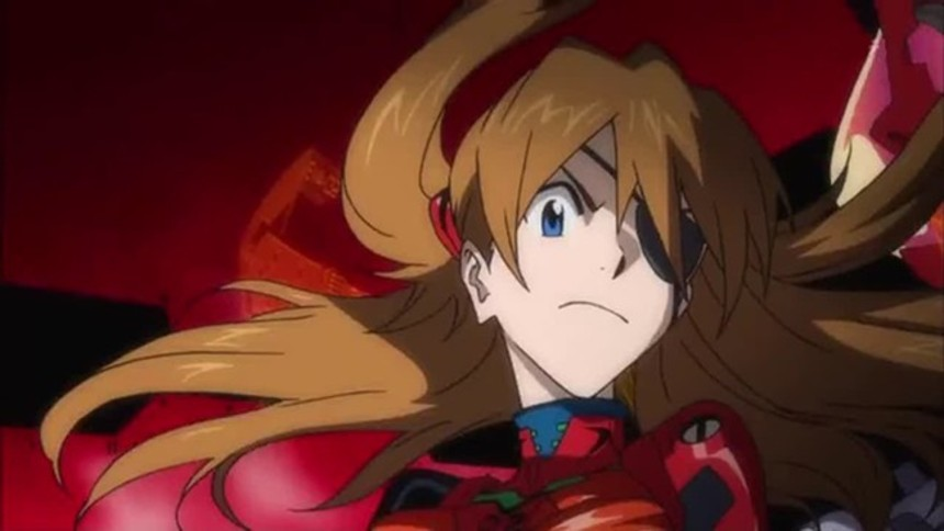 Watch The EVANGELION 3.0: YOU CAN (NOT) REDO Trailer In Shaky-Wall-O-Vision