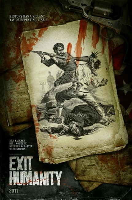 Civil War Zombies! EXIT HUMANITY Trailer Premiere!