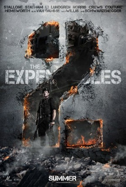 The Expendables 2 Trailer:  What's The Plan?  Find'em. Trap'em. Kill'em.