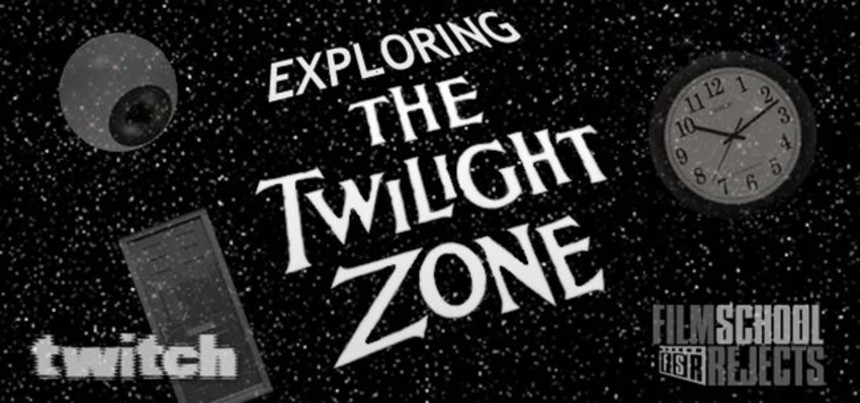 "Exploring The Twilight Zone, Episode #4: ""The Sixteen Millimeter Shrine"""