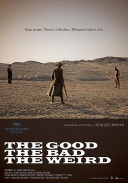 Action Fest 2010: THE GOOD, THE BAD AND THE WEIRD Review