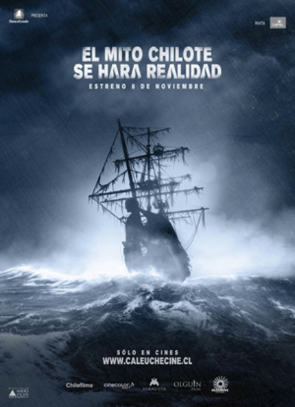 Visit Jorge Olguin's Ghost Ship In First CALEUCHE: THE CALL OF THE SEA Images