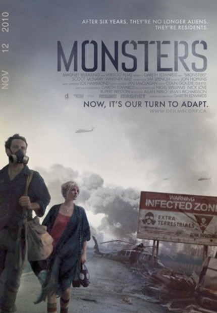 Hey Canada! See MONSTERS Early For Free!