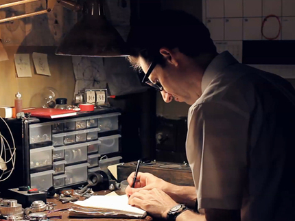 Interview: Writer-Director Mike Pappa Talks About His Time Travel Short, FRANKIE