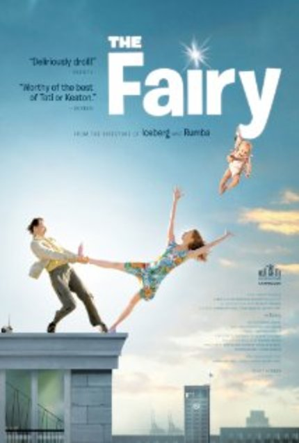 Review:  THE FAIRY (La fée) Grants Movie-going Wishes
