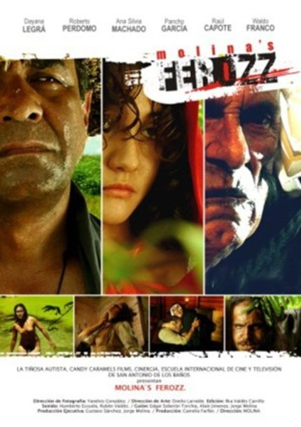 Morbido 2011: FEROZZ: THE WILD RED RIDING HOOD Review