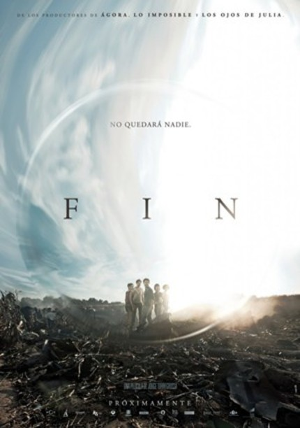 The End Of The World Arrives In Spanish Thriller FIN (THE END)