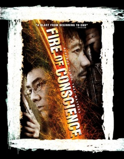 US Trailer For Dante Lam's FIRE OF CONSCIENCE