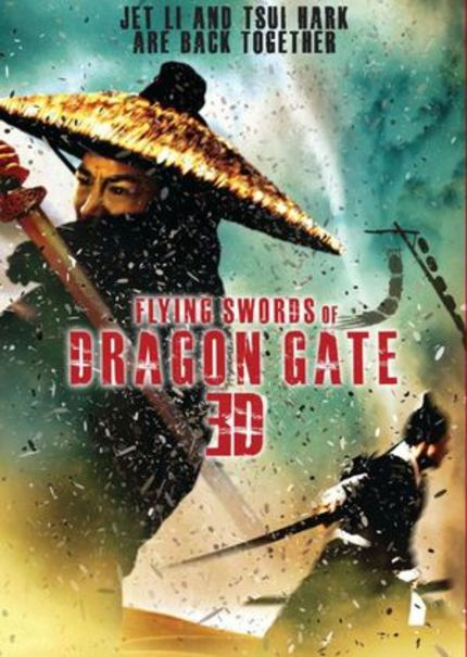 Watch This Brand New Trailer For FLYING SWORDS OF DRAGON GATE!