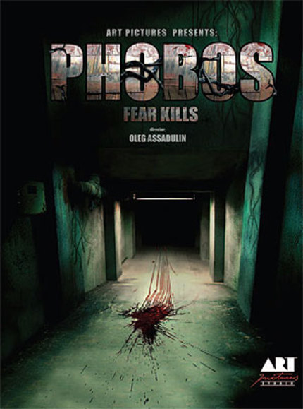 Early AFM teaser for Russian horror/thriller Phobos with English subtitles